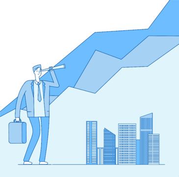 Data-driven forecasting for CRE development projects
