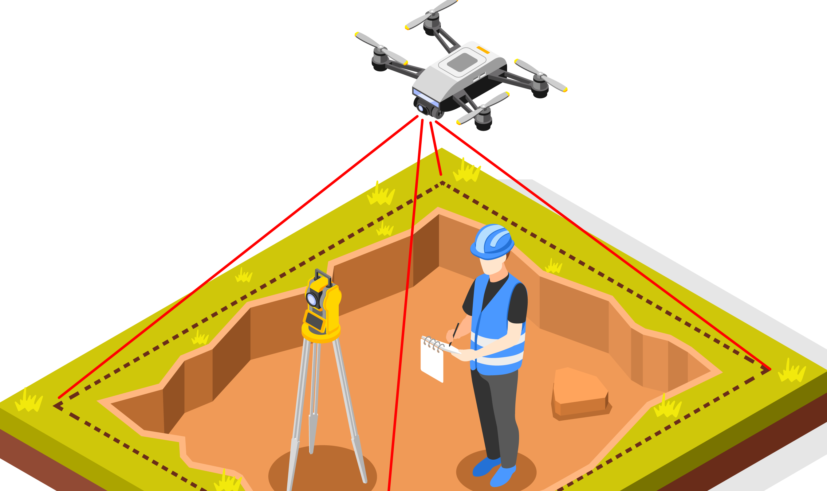 5 Ways Drone Technology Is Elevating Commercial Development